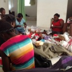 Haiti: Occasional Musings, 18 - climbing mount Canaan with a mobile clinic